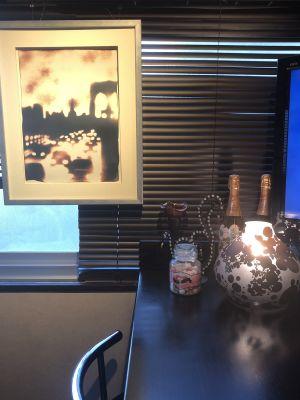 白金本気だんご/ルナジェナBAR バー、スナックの室内の写真