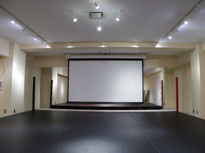 プレジャーホール横浜 60人収納可能なレンタルスペースの設備の写真