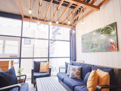 SeaSpace キッチン付きレンタルスペースの室内の写真