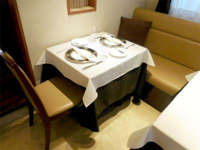 レストラン「KAIRADA」 レンタルスペースの室内の写真