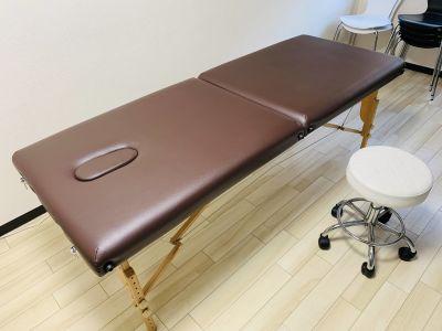 まちの会議室★東中野 施術ベッドあり<インディゴ>の室内の写真