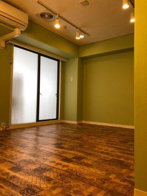 すむぞう神南スタジオ2 レンタルスタジオの室内の写真