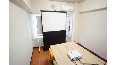 【八重洲ワークサロン】 プロジェクタ無料の貸し会議室♪の設備の写真