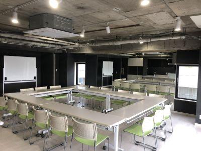 湘南MKホール 多目的レンタルルームの室内の写真