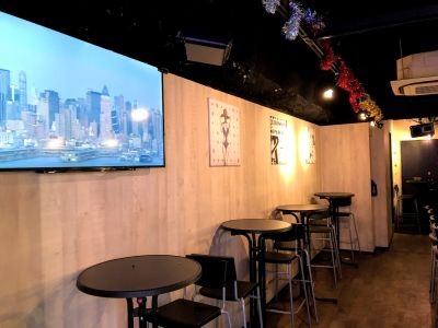 イベントスペースファイブ心斎橋の室内の写真