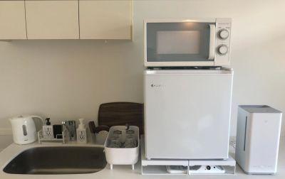 レンタルサロンaMieu恵比寿の設備の写真