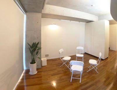 レンタルサロンaMieu恵比寿の室内の写真
