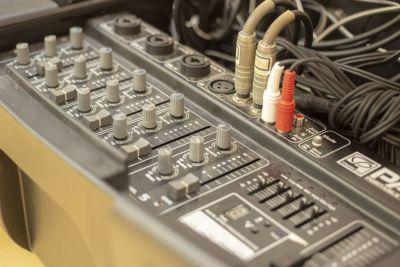 ミュージックバンカー東京 マルチパーパスルーム(一般利用)の設備の写真