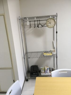 ススキノ会議室 会議室の設備の写真