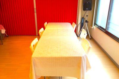 八丁堀レンタルキッチンスタジオ 貸切ルームの室内の写真