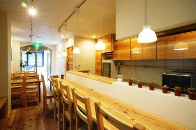 レンタルキッチン【おおつか食堂】 レンタルキッチンの室内の写真