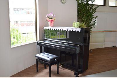 アンテプリマ インコントロ ダンススタジオの設備の写真