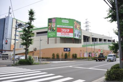 NATULUCKコープ高倉店 和室(日昇の間)の外観の写真