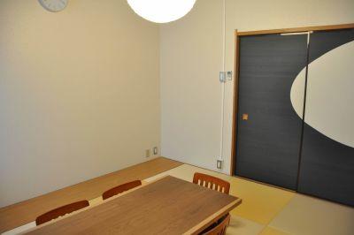NATULUCKコープ高倉店 和室(日昇の間)の室内の写真