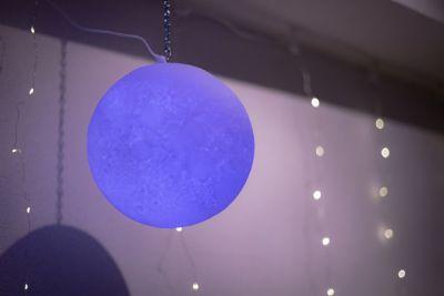 星がきらめくプラネタスペース☆彡の室内の写真