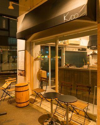 一軒家風スペース「KADO」 個室・パーティー・撮影・会議の入口の写真