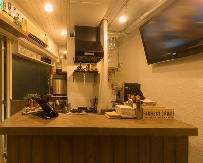 一軒家風スペース「KADO」 個室・パーティー・撮影・会議の設備の写真