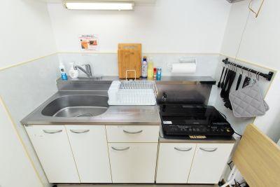TS00124新宿 スぺレンParty新宿★ホムパの設備の写真