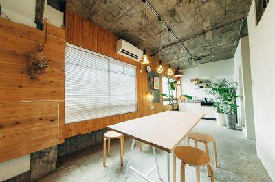 奥にはミニキッチンもあります。 - STOCK STUDIO レンタルスタジオの室内の写真