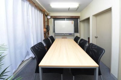 ほっとスペース大門 会議室の室内の写真