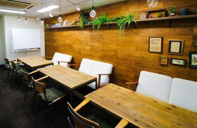 銀座ユニーク貸会議室 GINZA Roomの室内の写真