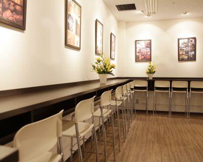 新宿西口DELi-Style セミナー・スタジオの室内の写真