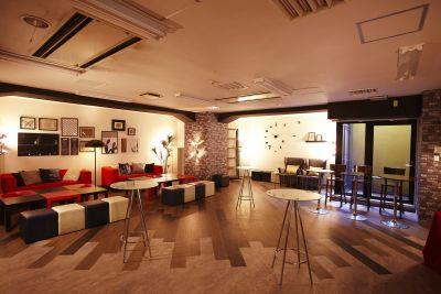 新橋駅前G セミナー・スタジオの室内の写真