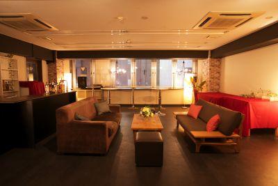 池袋西口G‐style レンタルスペースの室内の写真