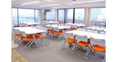 島は7島まで可能です。 - 神楽坂セミナールーム ココロノオフィス セミナールームの室内の写真