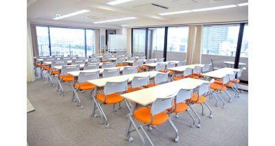 神楽坂セミナールーム ココロノオフィス セミナールームの室内の写真