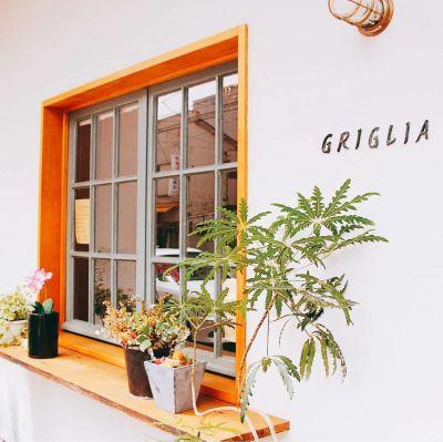 GRIGLIA  GRIGLIAシェアキッチンの入口の写真