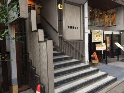 カラメル六本木2号店 貸し会議室の入口の写真