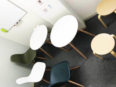 カラメル池袋西口店 D室(ブルー)の室内の写真