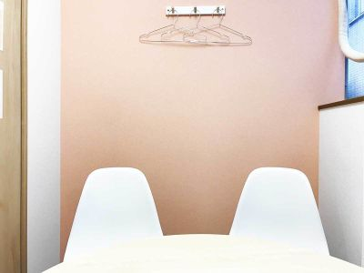 カラメル池袋西口店 E室(ピンク)の室内の写真