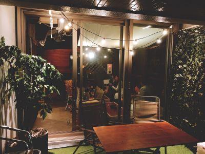 レインボー・ローフード レンタルスペースの室内の写真