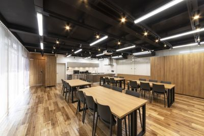 U-SPACE 茶屋ヶ坂駅前店 【名古屋】レンタルスペースの室内の写真