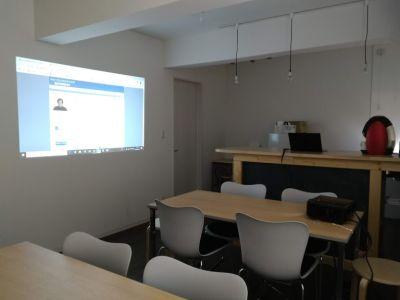 オフサイト会議室方南町 日帰りオフサイトミーティングの室内の写真