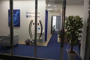 MEセミナールーム ミーティングルーム@栄・久屋大通の入口の写真