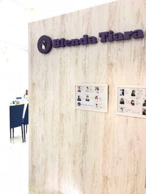 ☆Blenda Tiara 打ち合わせ・カウンセリングルームの入口の写真