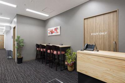 リファレンスキャナルシティ博多 貸会議室CA2-typeAの入口の写真