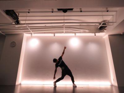 SOUTH MINT  ダンススタジオ レンタルスペースの室内の写真