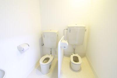 一時お預かり専用託児所はないと 保育スペースの設備の写真