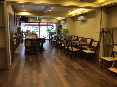 カフェ&スペース マルシン 貸し切り レンタルスペースの室内の写真