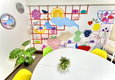 シス@名駅 レンタルスペースの室内の写真