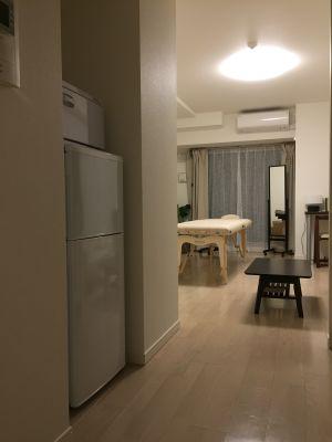 【LaQoo】天満橋プライベートサロン 完全個室サロン【女性専用】の室内の写真