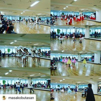 用途実例 キッズダンス  - 横浜 桝岡ダンス教室 レンタルスペースの室内の写真