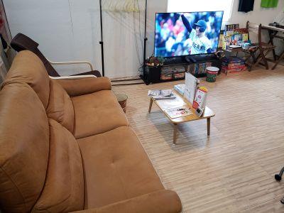 ままごと ボードゲームカフェ&スポーツバーの室内の写真