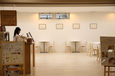 いろむすびcafe 貸切の入口の写真