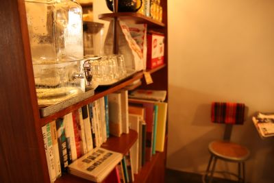 CAFE L'ETOILE DE MER 1階カフェの室内の写真