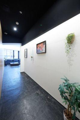 TIMESHARING渋谷宮益坂 Biz 2A【旧みんなの会議室】の入口の写真